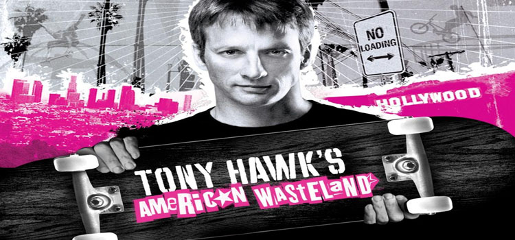 Tony Hawks American Wasteland Free Download PC Game