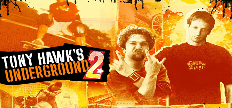 Tony Hawks Underground 2 Free Download FULL PC Game