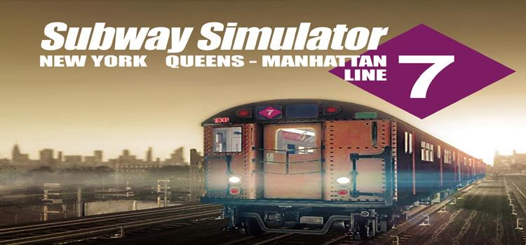 World Of Subways 4 New York Line 7 Free Download PC