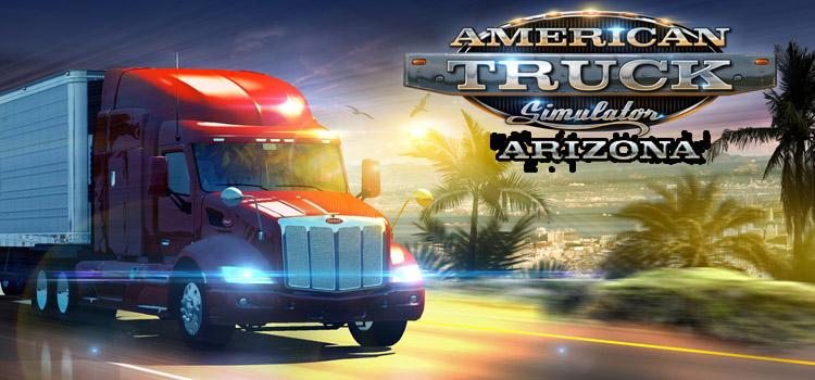 American Truck Simulator Arizona Free Download PC