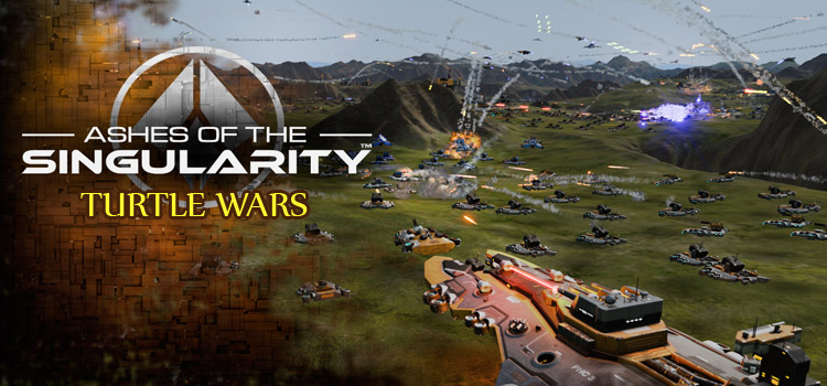 Ashes Of The Singularity Turtle Wars DLC Free Download