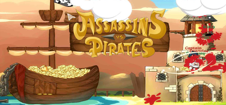 Assassins Vs Pirates Free Download FULL PC Game