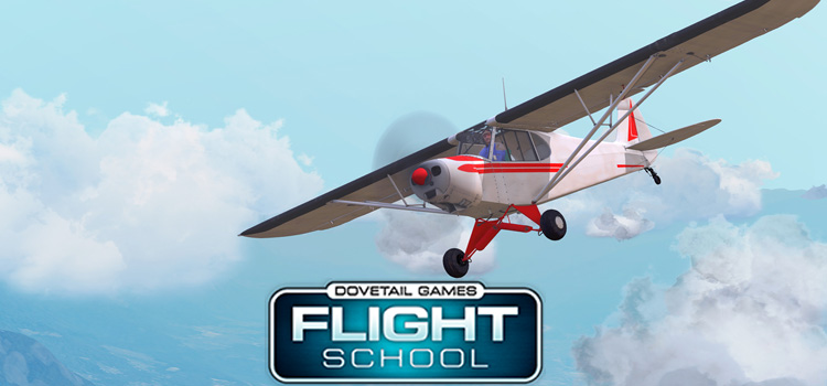Dovetail Games Flight School Free Download PC Game
