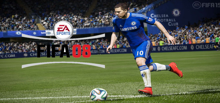 FIFA 08 Download Free FULL Version Cracked PC Game