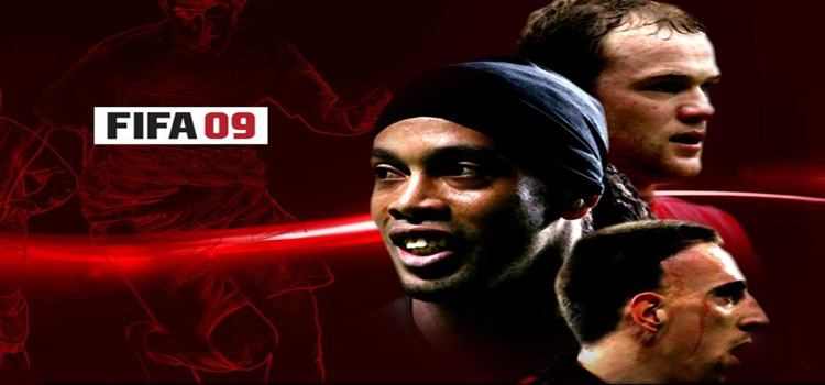 FIFA 09 Download Free FULL Version Cracked PC Game