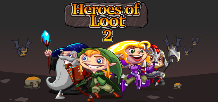 Heroes Of Loot 2 Free Download FULL Version PC Game