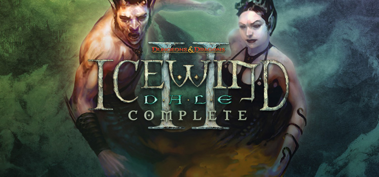 Icewind Dale II Free Download FULL Version PC Game