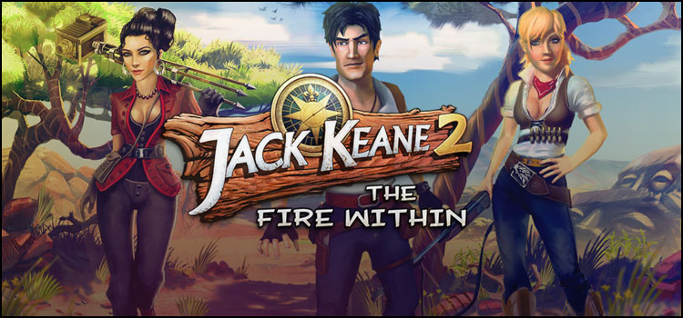 Jack Keane 2 The Fire Within Free Download PC Game