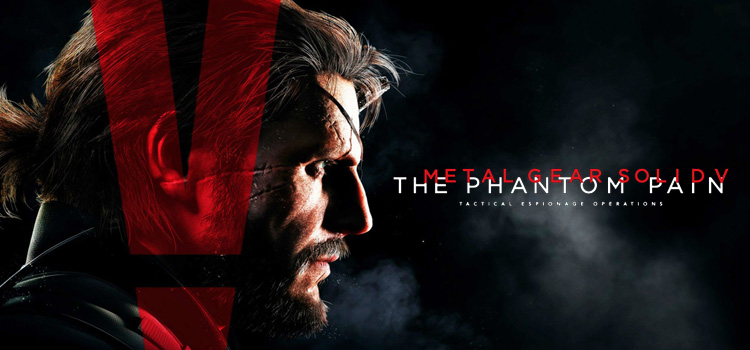 METAL GEAR SOLID V THE PHANTOM PAIN Free Download PC