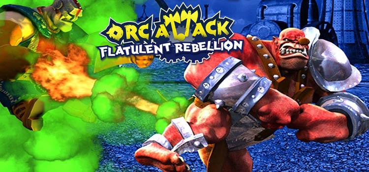 Orc Attack Flatulent Rebellion Free Download PC Game