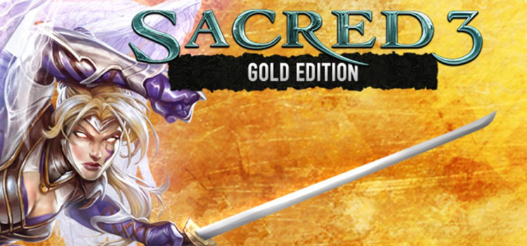 Sacred 3 Gold Free Download Full PC Game