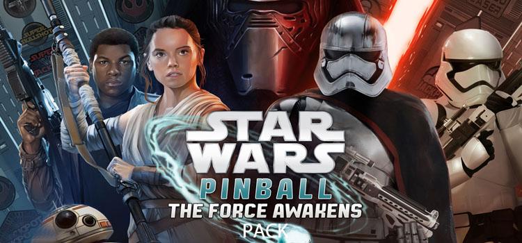 Star Wars Pinball The Force Awakens Free Download PC