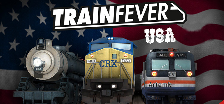 Train Fever USA Free Download FULL Version PC Game