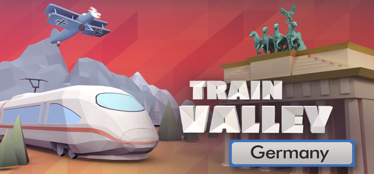 Train Valley Germany Free Download FULL PC Game