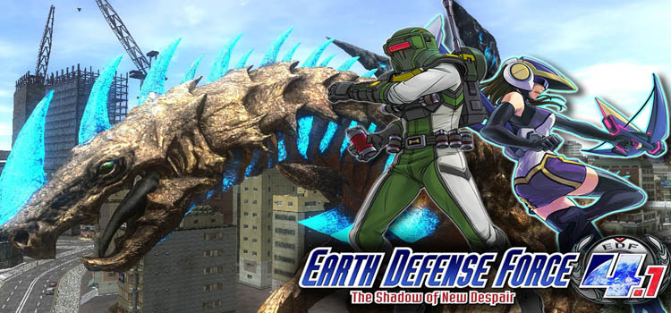 Earth Defense Force The Shadow Of New Despair Free Download