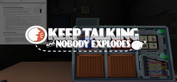 Keep Talking And Nobody Explodes Free Download PC Game