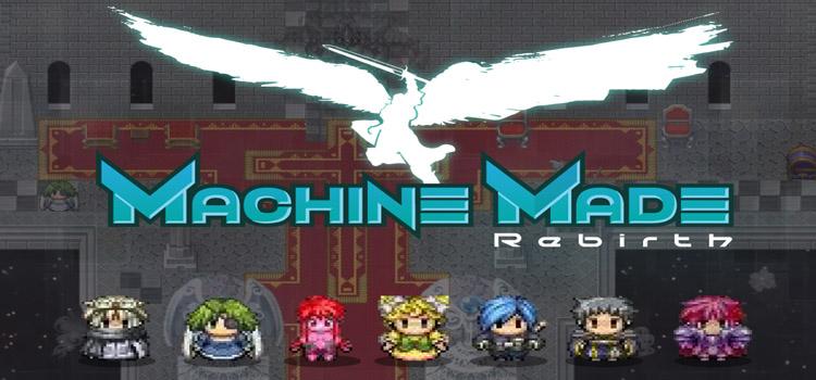 Machine Made Rebirth Free Download FULL Version PC Game