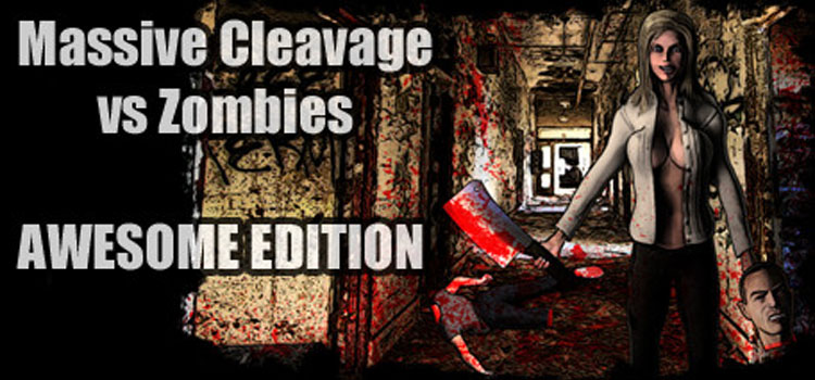 Massive Cleavage Vs Zombies Free Download Full PC Game