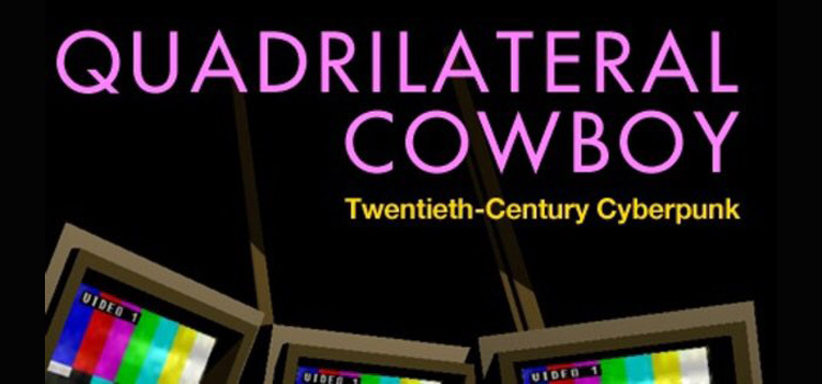 Quadrilateral Cowboy Free Download FULL PC Game