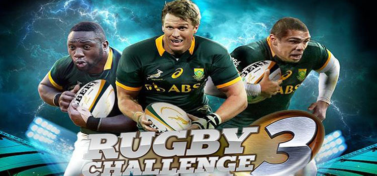 Rugby Challenge 3 Free Download FULL Version PC Game