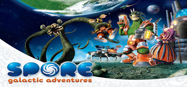 SPORE Galactic Adventures Free Download FULL PC Game