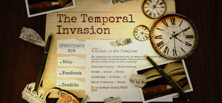 The Temporal Invasion Free Download FULL PC Game