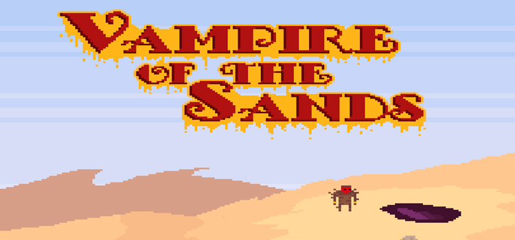 Vampire Of The Sands Free Download FULL PC Game