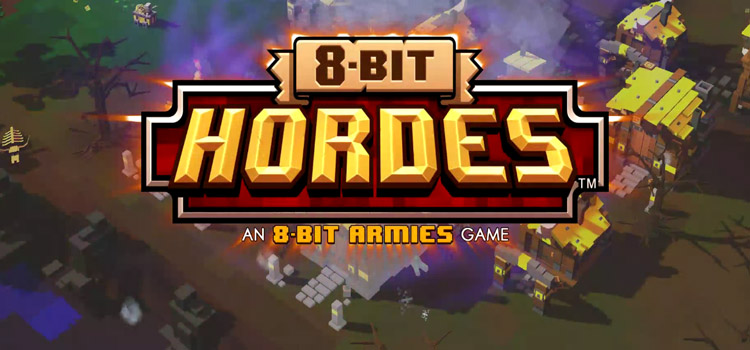 8 Bit Hordes Free Download Full PC Game