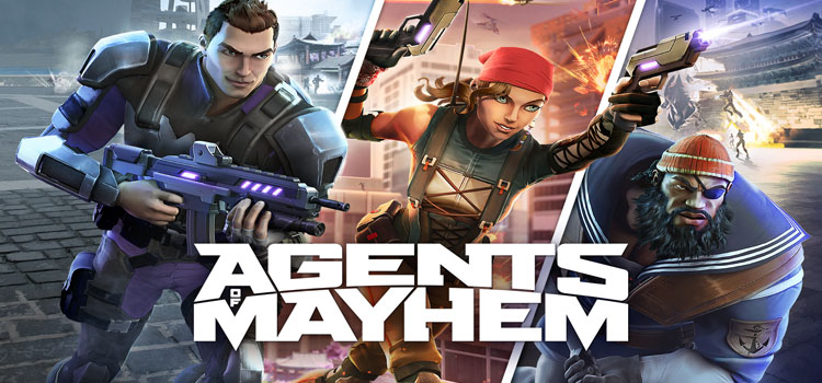 Agents Of Mayhem Free Download FULL Version PC Game