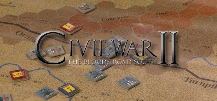Civil War II The Bloody Road South Free Download PC