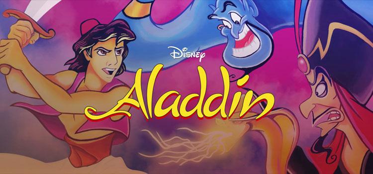 Disneys Aladdin Free Download FULL Version PC Game