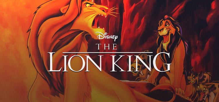 Disneys The Lion King Free Download FULL PC Game