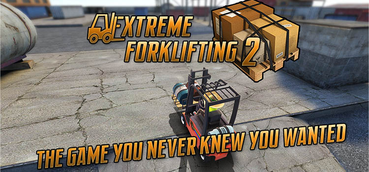 Extreme Forklifting 2 Free Download FULL PC Game