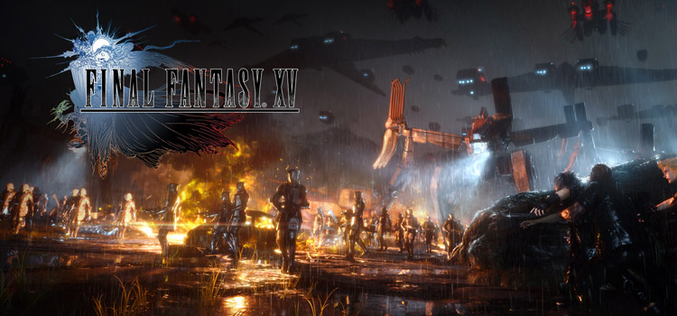 FINAL FANTASY XV Free Download FULL Version PC Game
