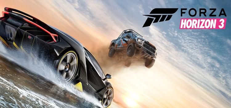 Forza Horizon 3 Download Free FULL Version PC Game