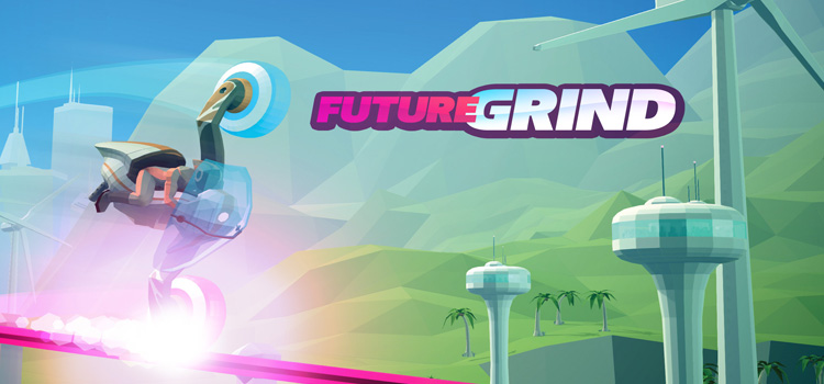 FutureGrind Free Download Full PC Game