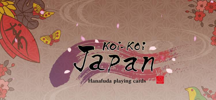 Koi Koi Japan Free Download Full PC Game