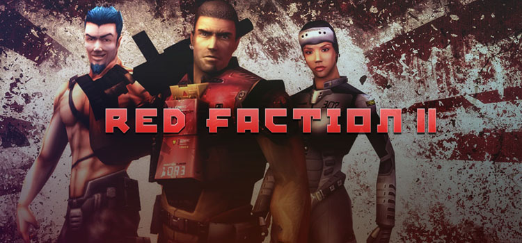 Red Faction II Free Download Full PC Game