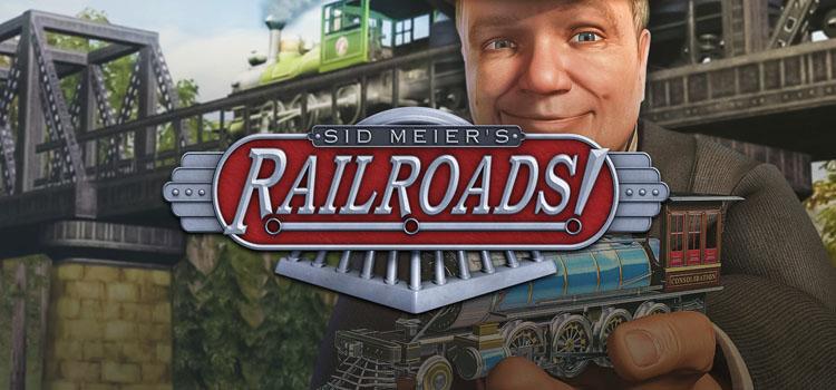 Sid Meiers Railroads Free Download FULL PC Game