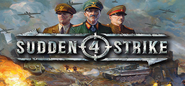 Sudden Strike 4 Free Download FULL Version PC Game