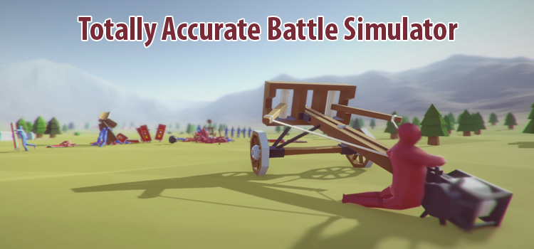 Totally Accurate Battle Simulator Free Download PC