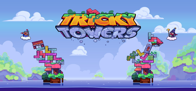 Tricky Towers Free Download Full PC Game