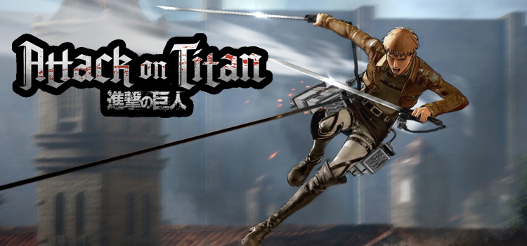 Attack On Titan Free Download Wings Of Freedom PC Game