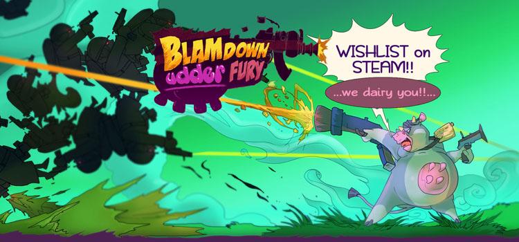 Blamdown Udder Fury Free Download Full Version PC Game