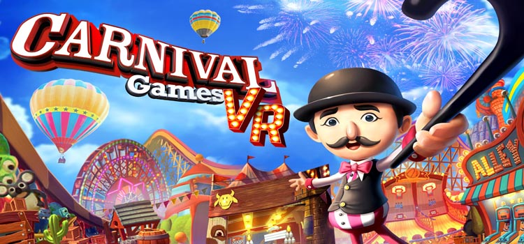 Carnival Games VR Free Download FULL Version PC Game