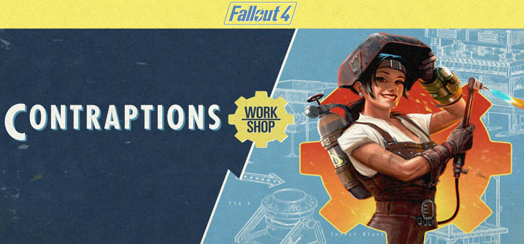 Fallout 4 Contraptions Workshop Free Download PC Game