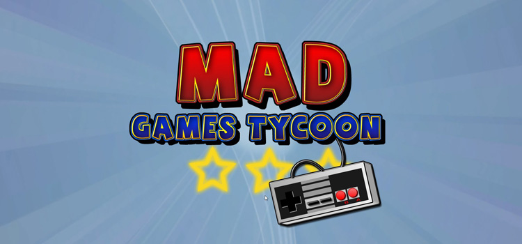 Mad Games Tycoon Free Download FULL Version PC Game