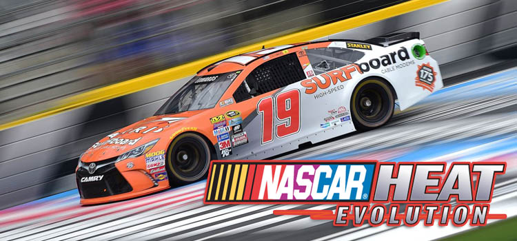 NASCAR Heat Evolution Free Download FULL PC Game