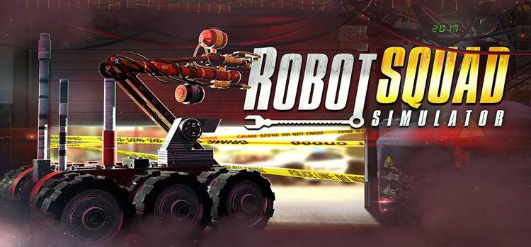 Robot Squad Simulator 2017 Free Download FULL PC Game