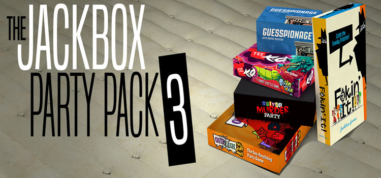 The Jackbox Party Pack 3 Free Download FULL PC Game